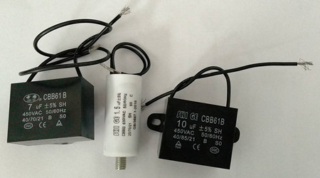 世格的交流电动机电容器成功打入台州水泵电机领域