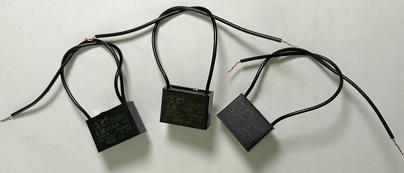 世格电子成功开发出微电机启动电容器
