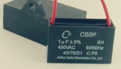 为什么相同容量的CBB60电容器尺寸却不一样?