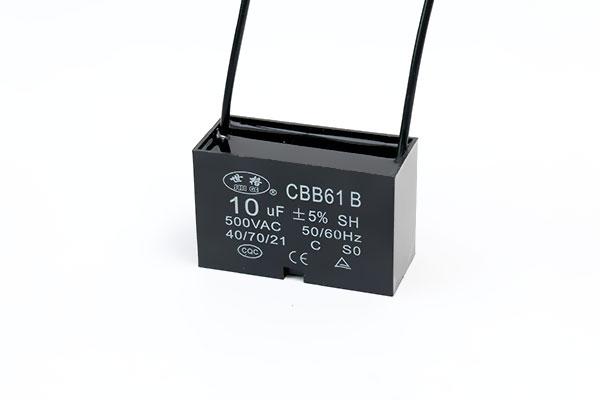 CBB61电容器(电机启动运行电容)
