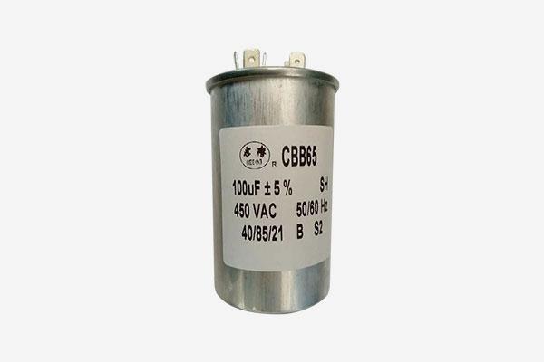 厂家特价供应CBB65系列630V聚丙烯金属化薄膜电容器